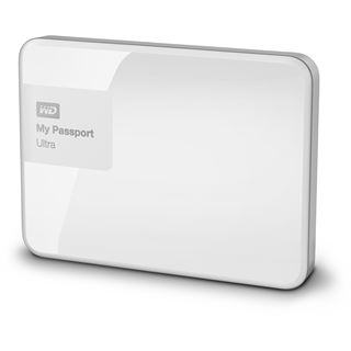"2000GB WD My Passport Ultra WDBBKD0020BWT-EESN 2.5"" (6.4cm) USB 3.0 weiss"