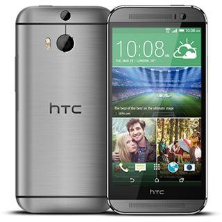 HTC One M8s 16 GB grau
