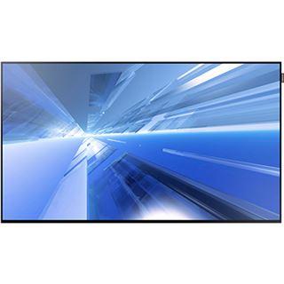 "55"" (139,70cm) Samsung Smart Signage DB55E schwarz 1920x1080 1xDVI/1xHDMI 1.3/1xVGA"