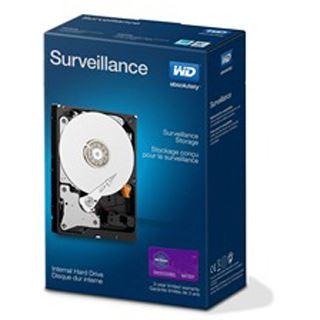 "1000GB WD Surveillance WDBGKN0010HNC-ERSN 64MB 3.5"" (8.9cm) SATA 6Gb/s"
