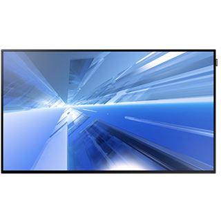 "55"" (139,70cm) Samsung Smart Signage DH55E schwarz 1920x1080 1xDP/1xDVI/1xHDMI 1.3/1xVGA"