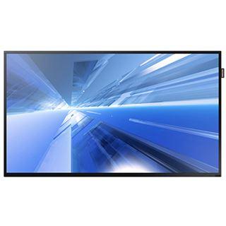 "40"" (101,60cm) Samsung Smart Signage DM40E schwarz 1920x1080 1xDP/1xDVI/2xHDMI 1.3/1xVGA"