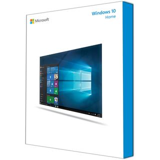 Microsoft Windows Home 10 64Bit DSP Norwegisch DVD