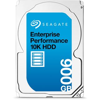 "900GB Seagate Enterprise Performance 10K 512e TurboBoost ST900MM0128 128MB 2.5"" (6.4cm) SAS 12Gb/s"