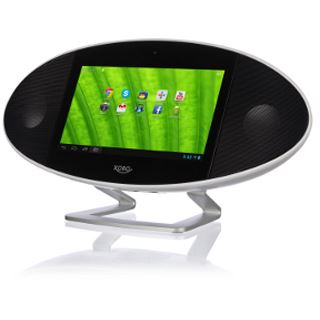 Xoro HMT 390 D Plus, Internet TV/Radio, Wlan, schwarz/weiß piano