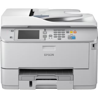 Epson WorkForce Pro WF-M5690DWF Tinte Drucken / Scannen / Kopieren / Faxen LAN / USB 2.0 / WLAN