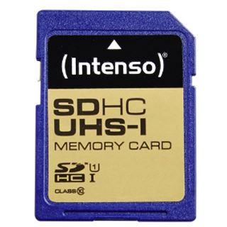128 GB Intenso Secure Digital SDXC Class 10 U1 Retail