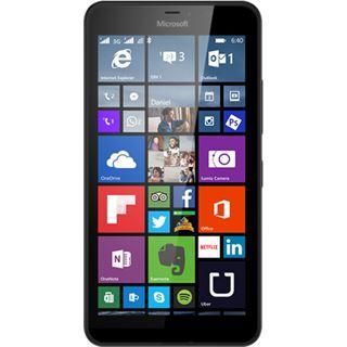 Microsoft Lumia 640 XL Dual Sim 8 GB schwarz