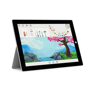 "10.8"" (27,40cm) Microsoft Surface 3 LTE / WiFi / Bluetooth V4.0 128GB schwarz"