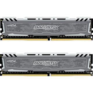 16GB Crucial Ballistix Sport LT DDR4-2400 DIMM CL16 Dual Kit