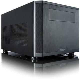 Fractal Design Design Core 500 Mini-ITX ohne Netzteil schwarz