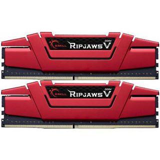 8GB G.Skill RipJaws V rot DDR4-2133 DIMM CL15 Dual Kit