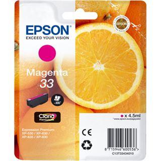 Epson Premium Ink 33 magenta
