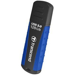 128 GB Transcend JetFlash 810 schwarz/blau USB 3.0