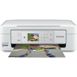 Epson Expression Home XP-435 weiß Tinte Drucken / Scannen / Kopieren Cardreader / USB 2.0 / WLAN