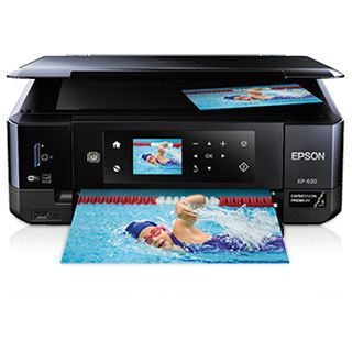 Epson Expression Home XP-630 schwarz Tinte Drucken / Scannen / Kopieren Cardreader / USB 2.0 / WLAN