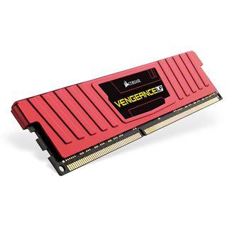 4GB Corsair Vengeance LP rot DDR3L-1600 DIMM CL9 Single