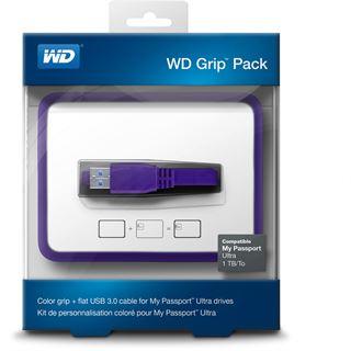 WD Grip violett Schutzhülle für My Passport Ultra (WDBZBY0000NPL-EASN)