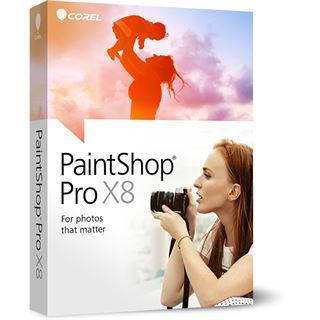 Corel Paintshop PRO X8 multilingual