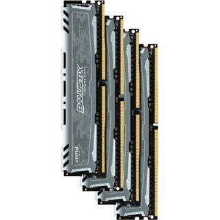 32GB Crucial Ballistix Sport LT DDR4-2400 DIMM CL16 Quad Kit