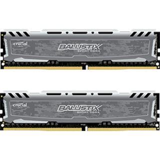 8GB Crucial Ballistix Sport LT DDR4-2400 DIMM CL16 Dual Kit