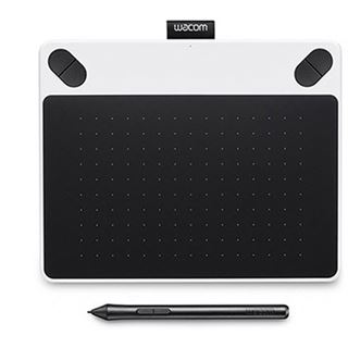 Wacom Intuos Draw S 152x95 mm USB weiss
