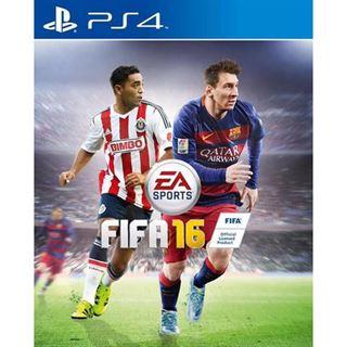 FIFA 16 DE (PS4)