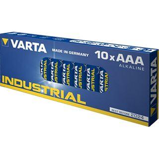 Varta Alkaline Micro AAA LR03 1.5V