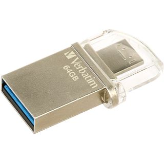 64 GB Verbatim Drive gold USB 3.0