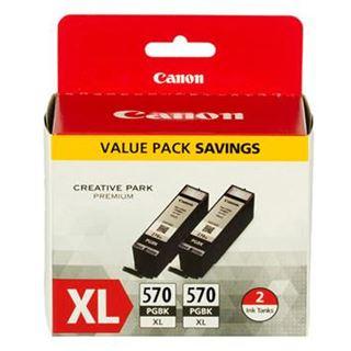Canon PGI-570XL 2er Pack schwarz