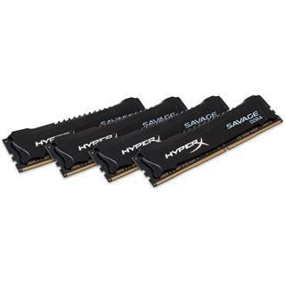 16GB HyperX Savage DDR4-2133 DIMM CL13 Quad Kit