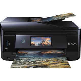 Epson Expression Home XP-830 Tinte Drucken / Scannen / Kopieren / Faxen Cardreader / LAN / USB 2.0 / WLAN