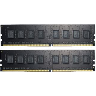 16GB G.Skill Value 4 DDR4-2133 DIMM CL15 Dual Kit