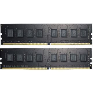 16GB G.Skill Value 4 DDR4-2400 DIMM CL15 Dual Kit