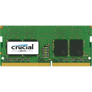 4GB Crucial CT4G4SFS8213 DDR4-2133 SO-DIMM CL15 Single