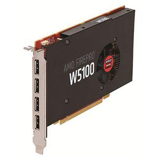 4GB Dell FirePro W5100 Aktiv PCIe 3.0 x16 (Retail)