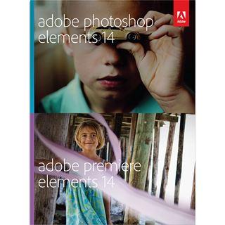 Adobe Photoshop & Premiere Elements 14 deutsch Upgrade