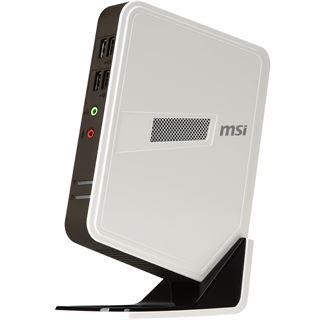 MSI Wind Box DC111 W10372GXXDX81MB 1037U/2GB/64SSD/HD/Win8.1