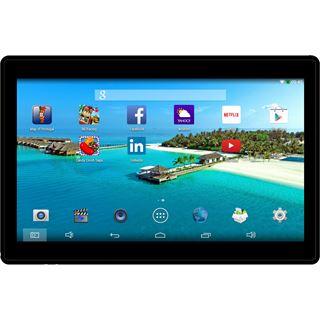 """10.1"""" (25,65cm) Denver TAQ-10162 WiFi / Bluetooth V4.0 / 3G Dongle Ready 8GB schwarz"""