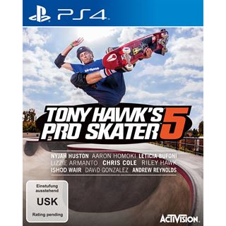 Tony Hawks Pro Skater 5 DE (PS4)