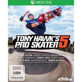 Tony Hawks Pro Skater 5 DE (XOne)
