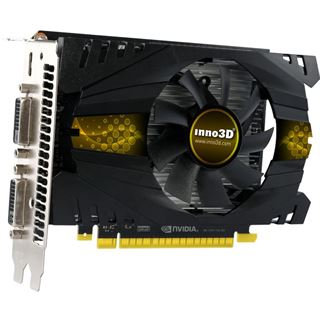 2GB Inno3D GeForce GTX 750 Ti Aktiv PCIe 3.0 x16 (Retail)