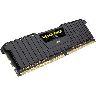 4GB Corsair Vengeance LPX schwarz DDR4-2400 DIMM CL14 Single