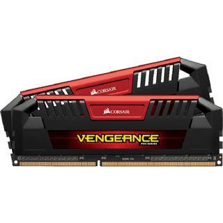 16GB Corsair Vengeance Pro Series rot DDR3L-1600 DIMM CL9 Dual Kit