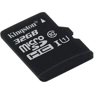 32 GB Kingston SDC10G2 microSDHC Class 10 Retail