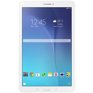 "9.6"" (24,38cm) Samsung Galaxy Tab E Bluetooth V4.0 / GPS 8GB weiss"