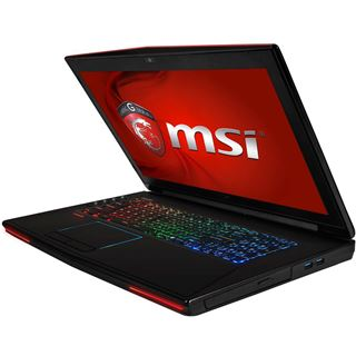 "Notebook 17.3"" (43,94cm) MSI GT72 6QD Dominator - GT72-6QD8H11"