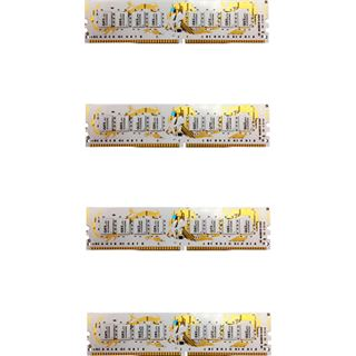 16GB GeIL white Dragon IC DDR4-2400 DIMM CL14 Quad Kit