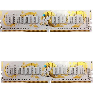 16GB GeIL white Dragon IC DDR4-3200 DIMM CL15 Dual Kit
