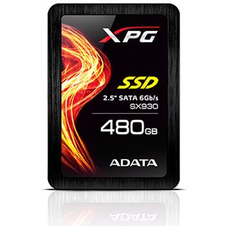 "480GB ADATA XPG SX930 2.5"" (6.4cm) SATA 6Gb/s MLC (ASX930SS3-480GM-C)"